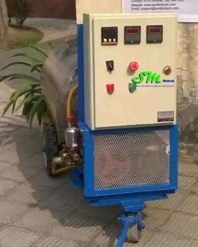 water sprying machine installed in Murthal Research Institute