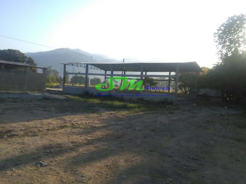 King Mushroom Farm, Haldwani, Uttarakhand, India