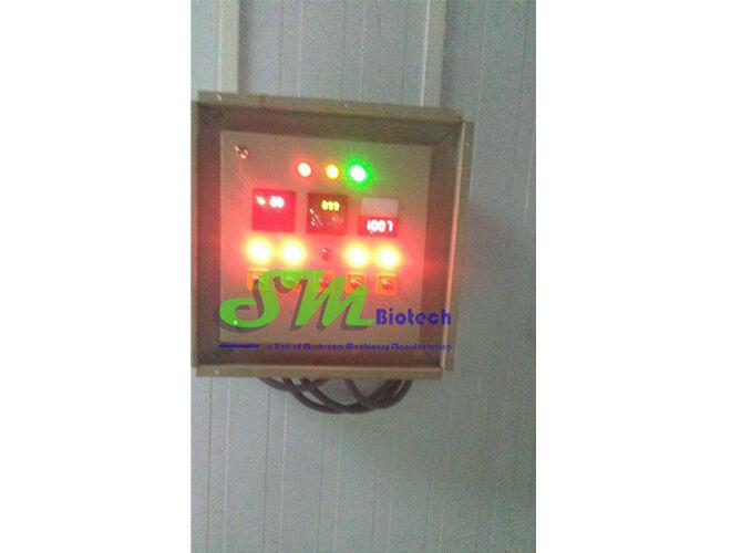 5Control Panel of Air Handling Unit