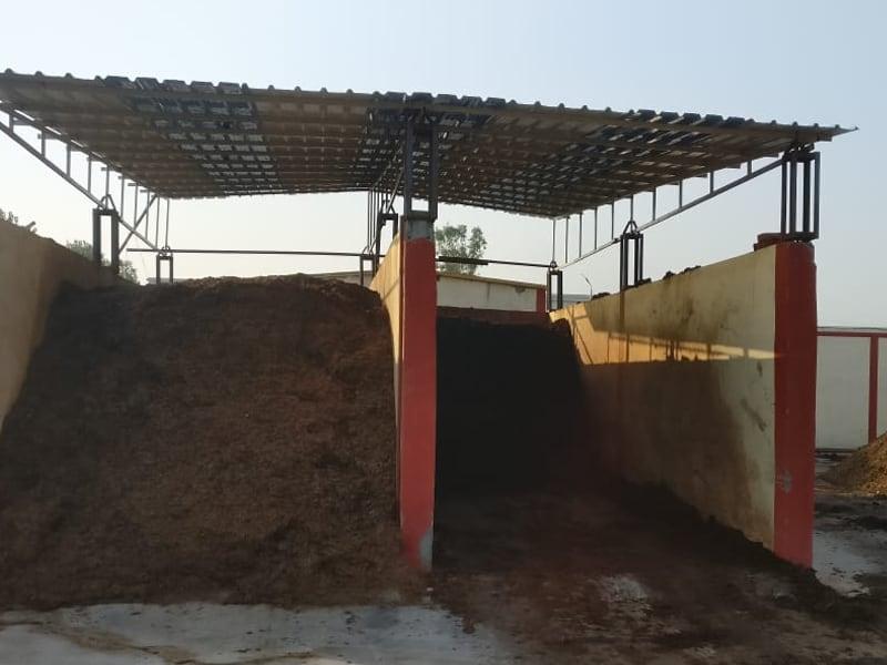 Namo Agro Mushroom Project