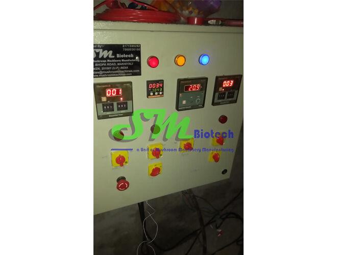 Compost Unit Blower Control Panel