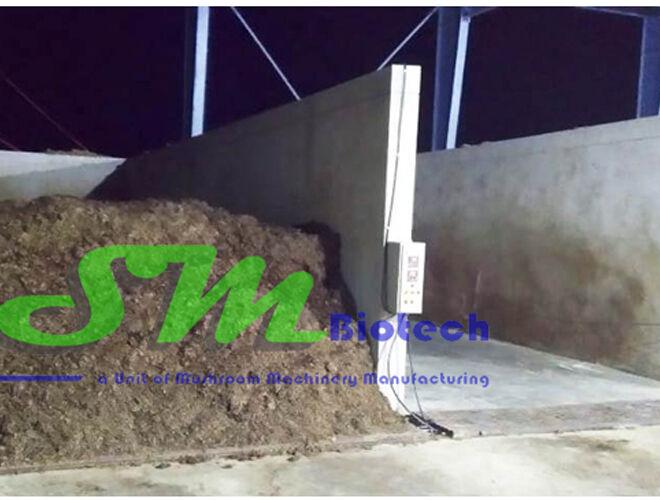 composting bunker room
