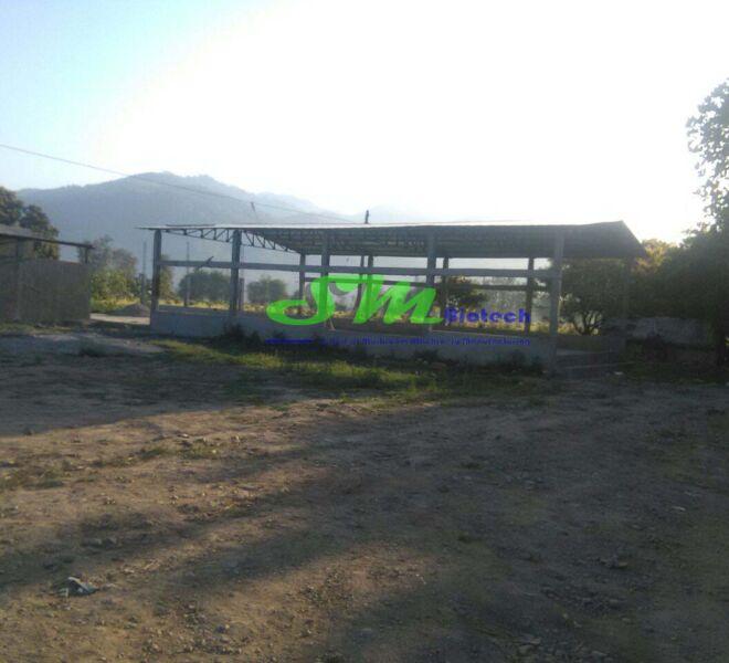 Haldwani Projet Composting Unit