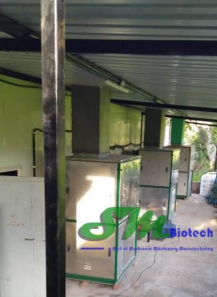 SM Biotech Haldwani AHU